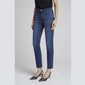 3x1 NYC High Rise Skinny Jeans in Lex